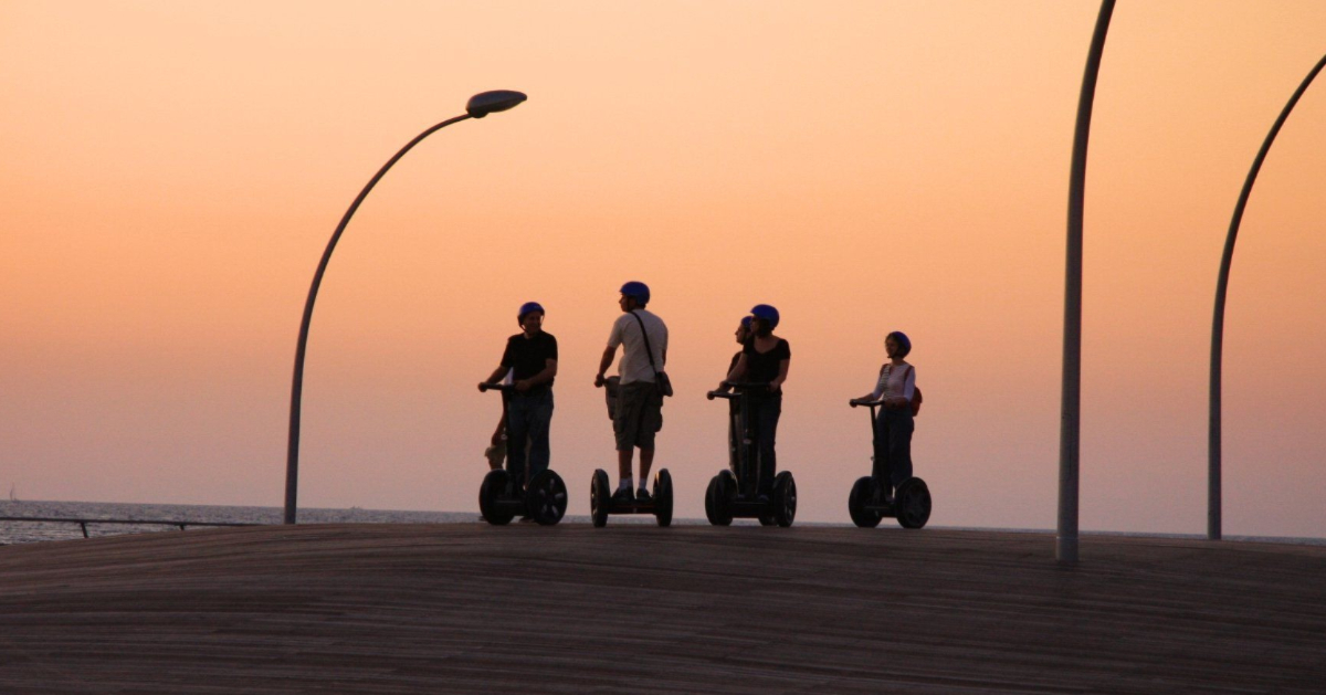 Collaboration of REVONEER Technologies and Segway-Ninebot