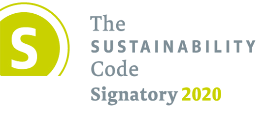 The sustainability code 2020